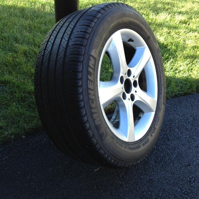 BMW Tire 1