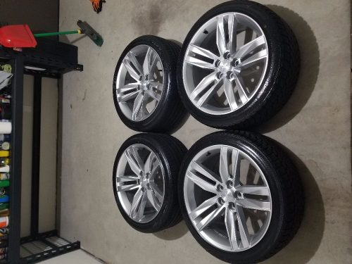 '16 Camaro Wheels 1