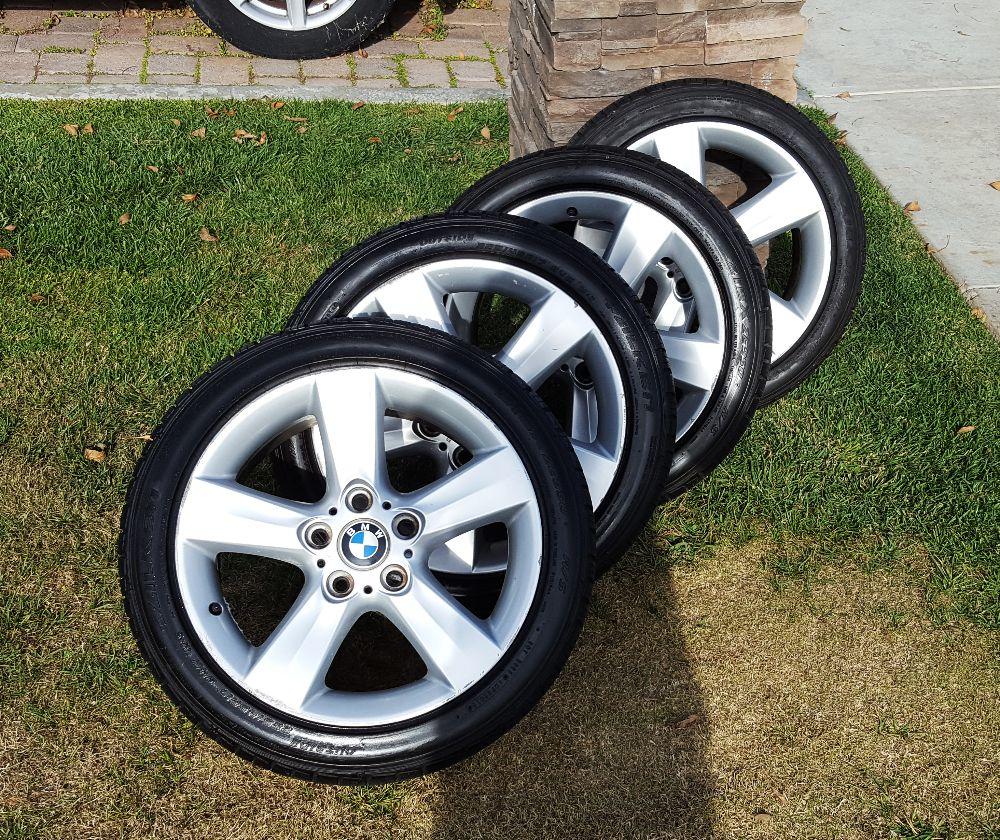 """OEM 17"""" BMW E46 3-Series Rims & FALKEN ZIEX ZE950 A/S"""