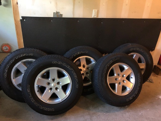 Jeep Tires & Wheels (1)