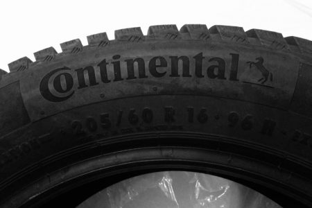 Continental Winter Tire Pic 1