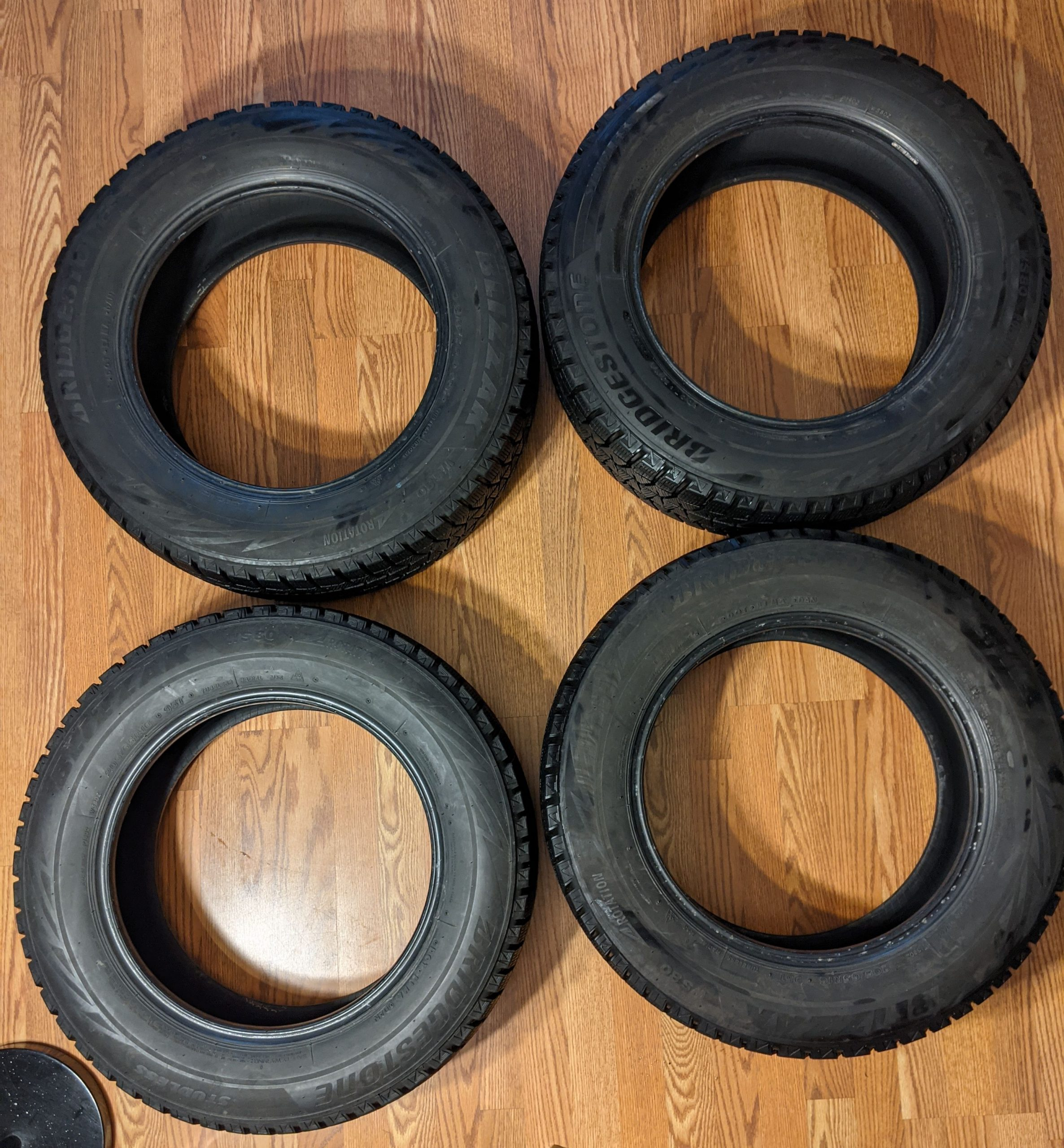 winter tires - 1