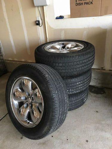 Ram 1500 Lug Pattern >> Wheels And Tires Off Dodge Ram 1500 5 Lug Pattern Sell My