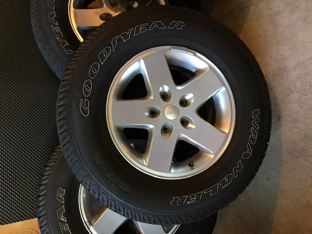 Jeep Tires & Wheels (2)
