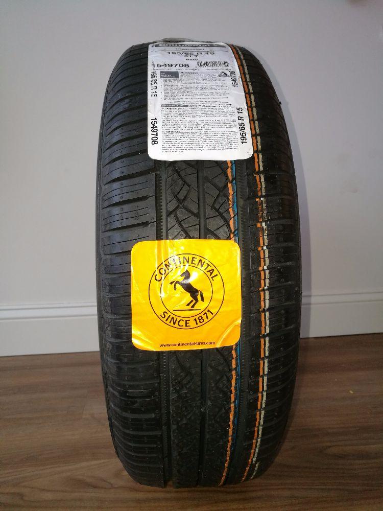 Continental Truecontact Tire1