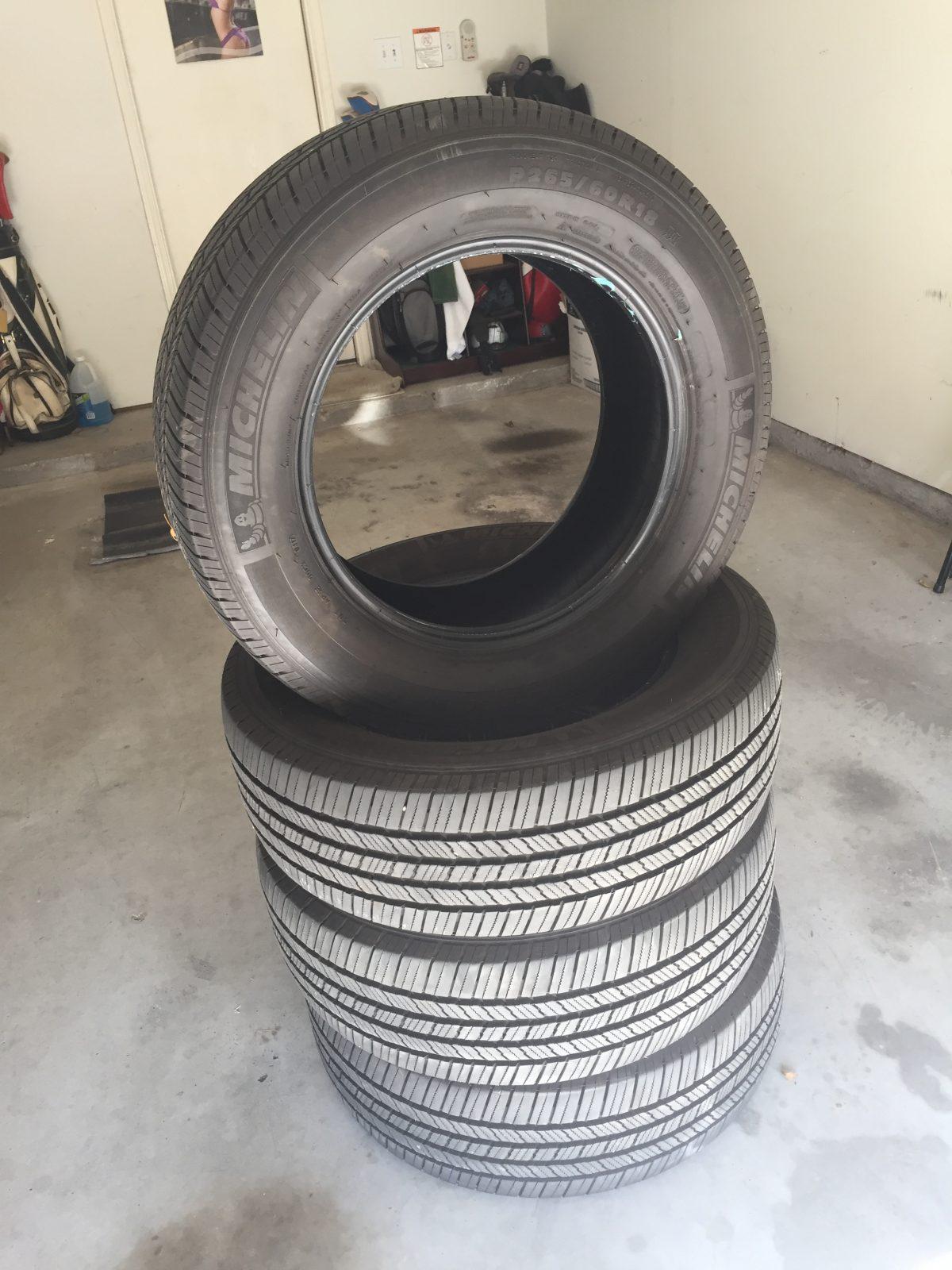 Taco-Michelin-P265-60-R18