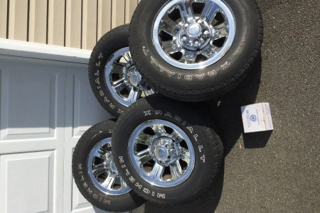 how to buy and sell used tires