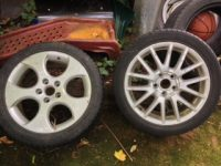 VFW RIMS with free tires