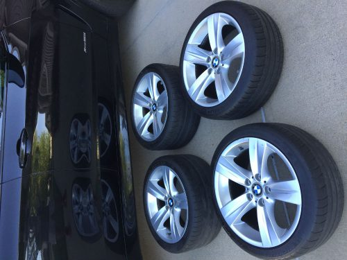 2007 BMW 335i Tires and Wheels - 2