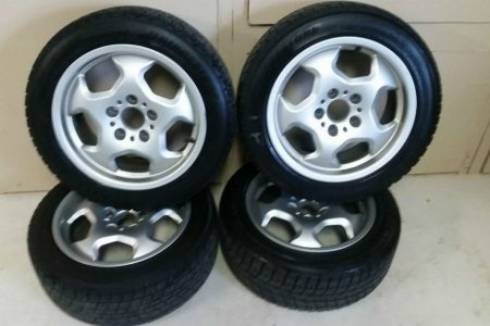Blizzak tires