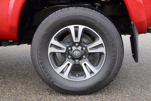Toyota Tacoma Tires