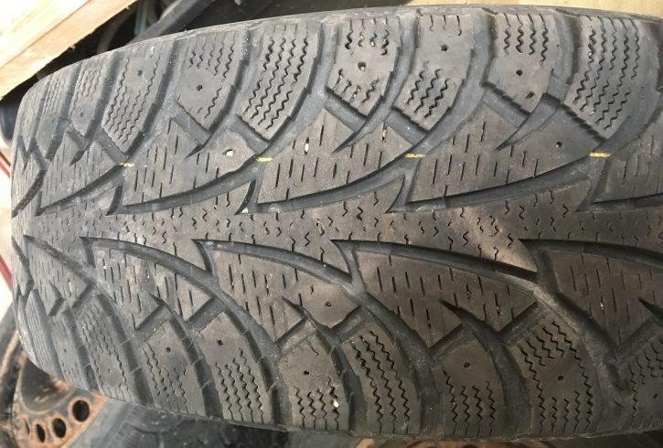 195 / 65 R15 Winter Tires & Rims - Image 3