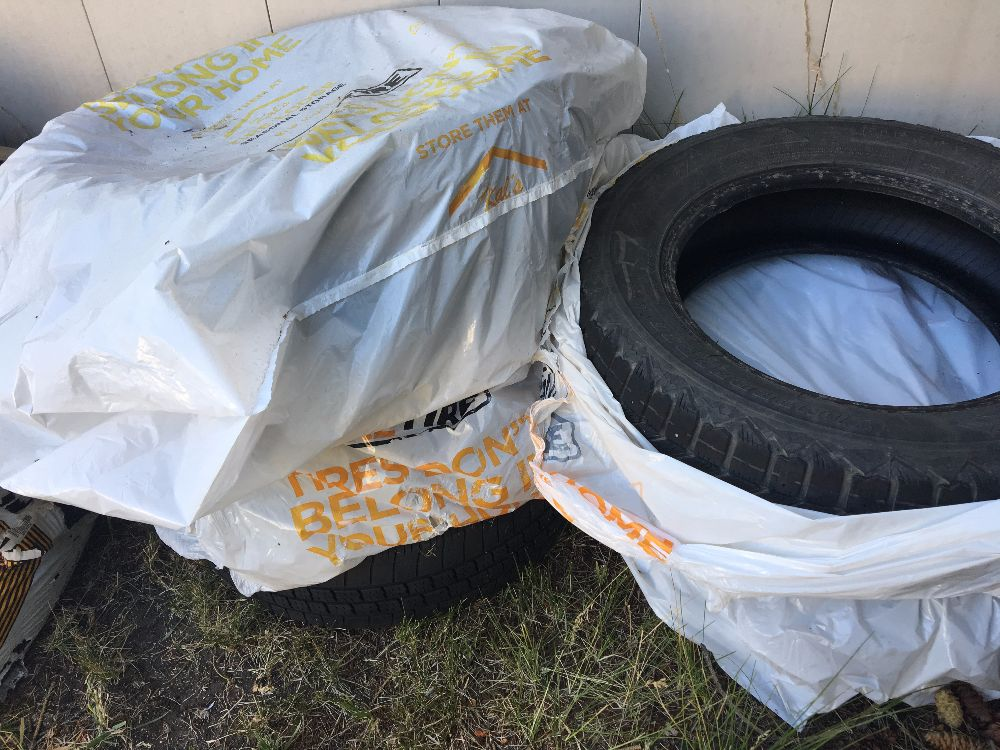 Firestone Winterforce 195/65R15 (Toyota Corolla) - Sell My Tires