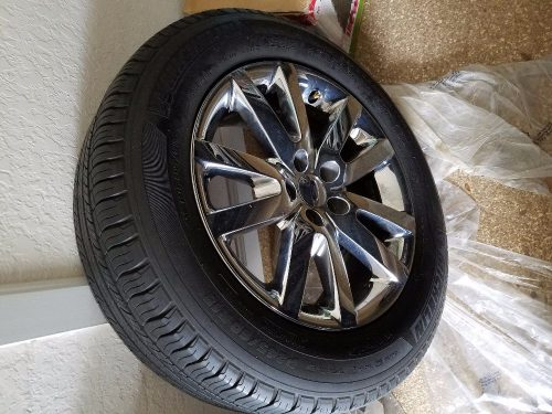 Ford Edge Wheel And Tires