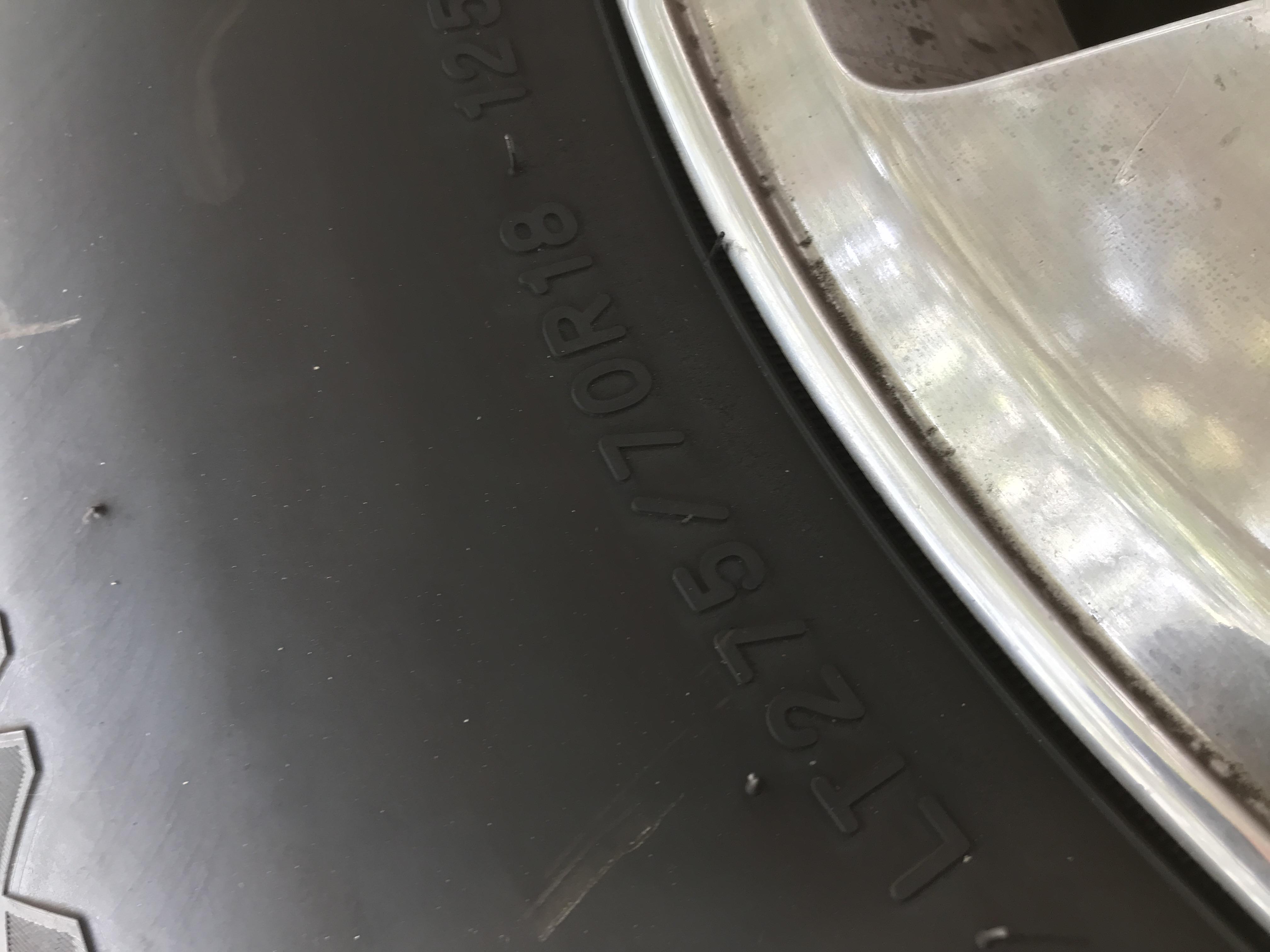 Tires -5
