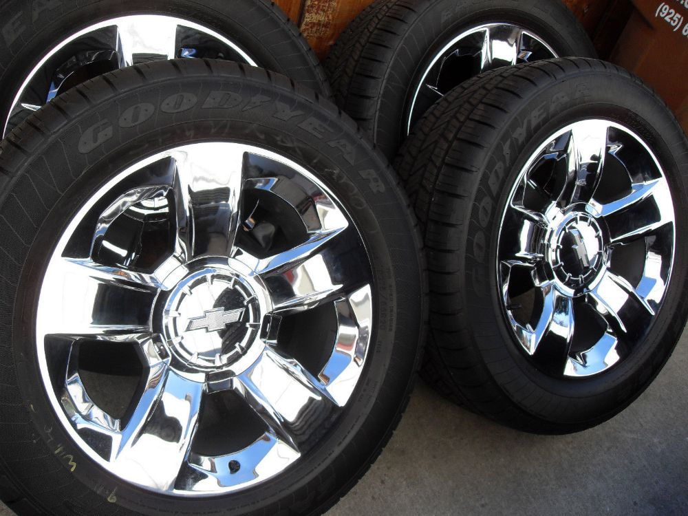 20 chevy tahoe ltz rims in craighlist florida