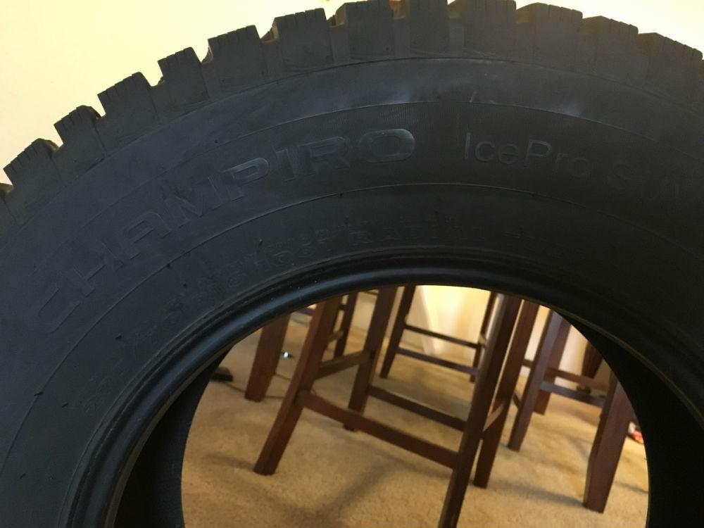 tire #2