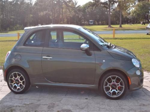 Fiat Wheels P Side