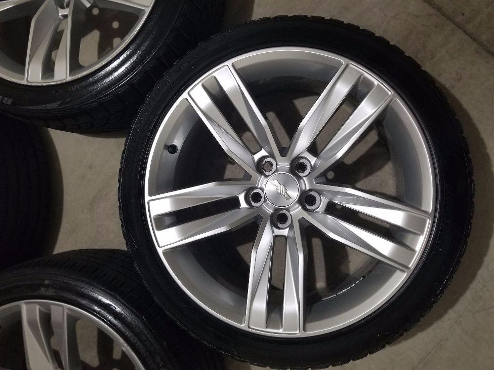 '16 Camaro Wheels 3